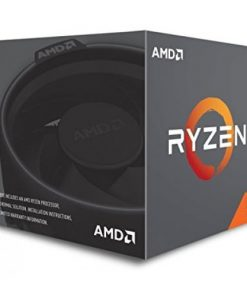 AMD Ryzen 5 2600 3.4GHz-3.9GHz 6 Core 19MB Cache AM4 Socket Processor