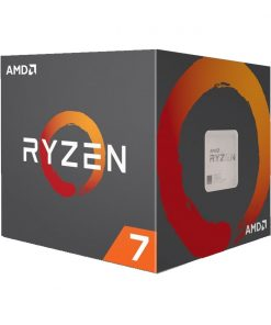 AMD Ryzen 7 2700 3.2GHz-4.1GHz 8 Core 20MB+ Cache AM4 Socket Processor