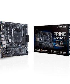 ASUS Prime A320M-K DDR4 AMD AM4 Socket Mainboard