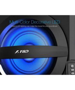 F&D A140X 2.1 Bluetooth Multimedia Speaker