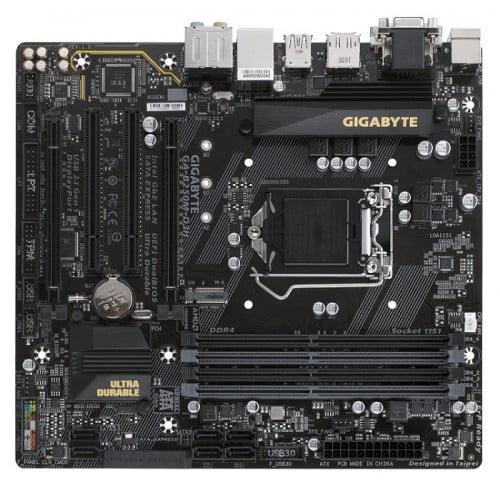 Gigabyte GA-B250M-D3H DDR4 7th Gen LGA1151 Socket Mainboard