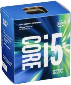 Intel 7th Generation Core i5-7400 Processor