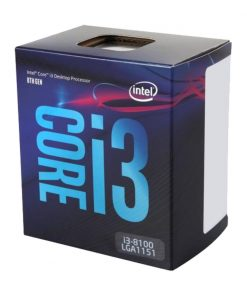 Intel Core i3-8100 6MB Cache 3.60GHz 8th Gen Processor