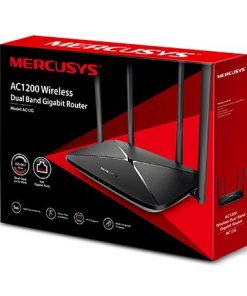 Mercusys AC12G AC1200 Wireless Dual Band Gigabit Router