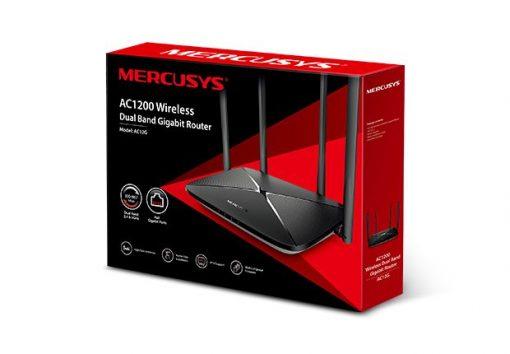 Mercusys AC12G AC1200 Wireless Dual Band Gigabit Router
