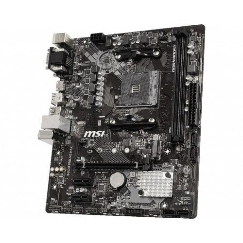 MSI B450M PRO-M2 MAX AMD AM4 Gaming Motherboard