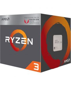 AMD Ryzen 3 2200G 3.5GHz-3.7GHz 4 Core 6MB Cache